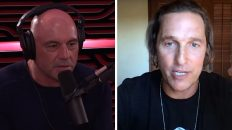 Matthew McConaughey Talks Faith in Hollywood, Life Philosophy on Podcast