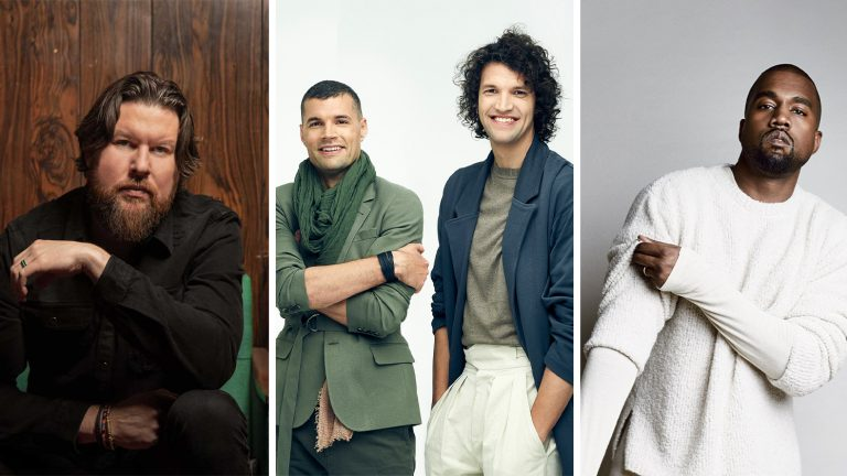 Zach Williams and For King & Country Lead GMA Dove Awards Nominees, Followed by First-Timer Kanye West